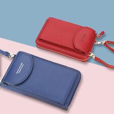 Handy Umhängetasche Crossbody Schultertasche Smartphone Geldbörse Handtasche