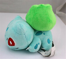 "Pokemon Center Plush Bulbasaur Stuffed Animal Doll Toy Collectible 6"" US SHIP"