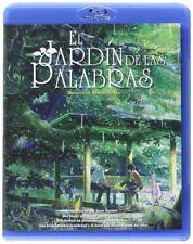El JARDIN DE LAS PALABRAS BLU-RAY NUEVO