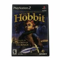 Hobbit (Sony PlayStation 2, 2003) Complete w/Manual CIB