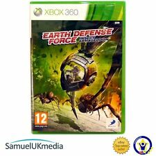 Earth Defence Force - Insect Armageddon (Xbox 360) **IN A BRAND NEW CASE!**