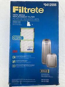 Filtrete Hepa Media Replacement Hepa Air Purifier Filter-factory sealed plastic