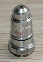Zeiss Mikroskop Microscope Objektiv Planapo 25/0,65 Ph2 (endlich Optik)
