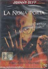 Dvd **LA NONA PORTA** di Roman Polanski con Johnny Depp nuovo sigillato 1999