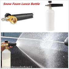 Snow Foam Lance Cannon Pressure Washer Gun Car Clean Foamer Wash Spray Gun Jet