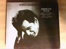 RARE CD / GLENN GOULD JOUE BACH / ITALIAN CONCERTO / NEUF SOUS CELLO