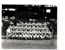 1950 BOSTON BRAVES 8X10 TEAM PHOTO  SPAHN SAIN BASEBALL HOF MLB USA