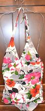 SIMPLY SWIM size 12  1 PIECE SUIT  SKIRTINI CONCEALING VERY CUTE New Pinks