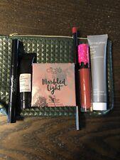 Lot Of Ipsy Glam Bag Boxy Charm Makeup Beauty Items Highlighter Lipgloss