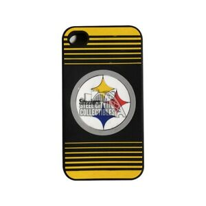 Pittsburgh Steelers Protective Soft Case iPhone4