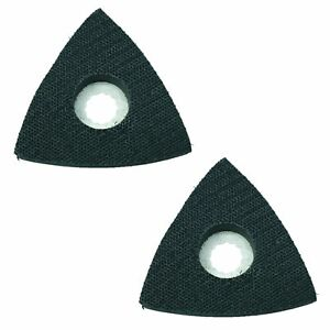 TopsTools Delta Sanding Pads For AEG Rockwell Worx Sonicrafter Erbauer Multitool