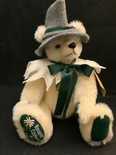 "Hermann ""Bavarian Edelweiss Bear� Limited Edition Fully Jointed 14�"