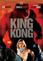 King Kong (1976) - DVD - VERY GOOD