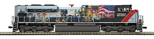 HO MTH UP Powered by the People SD70ACe Diesel for 2 Rail DCC Ready 80-2399-0