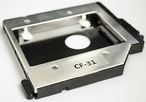 For Panasonic Toughbook CF-31 Hard drive Caddy for SSD HDD Tray DVD ALL MK