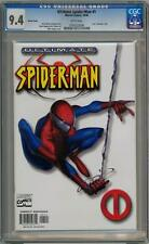 ULTIMATE SPIDER-MAN #1 WHITE DEALER RETAIL VARIANT CGC 9.4 BENDIS MARVEL COMICS