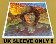 """"""" NEIL YOUNG """" SUPER UK RARE ORIG RSLP NO NAME RSLP SLEEVE ONLY."""