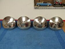 1949-50 FORD  HUBCAPS  SET   NEW 116