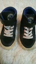 Baby boy Size 6.5 h&m ankle Trainers Shoes velcro