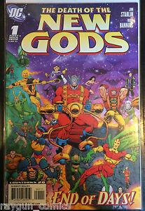 Death of the New Gods #1 NM- 1st Print DC Comics