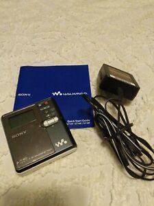 Used Sony MZ-RH910 HI-MD Walkman Digital Music Player