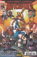 SECRET WARS BATTLEWORLD N° 1 Marvel France Panini comics