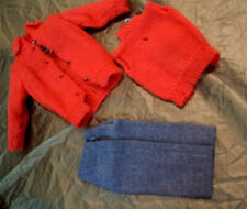 #976 Vintage Barbie Sweater Girl Tm Clothes ~ Some Holes ~ Nice ~