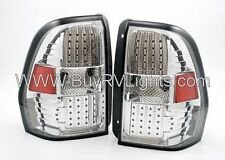 TIFFIN ALLEGRO BUS 2004 2005 2006 PAIR CHROME LED TAIL LAMPS TAILLIGHTS REAR RV