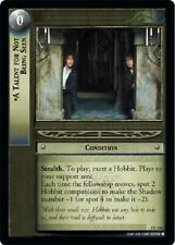 LOTR TCG A Talent For Not Being Seen 1U316 Fellowship of the Ring MINT FOIL