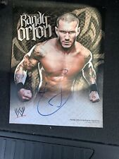WWE Randy Orton Authentic Autograph Signed Photo 11x14