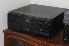 Sony CDP-CX355 Mega Storage 300 CD Changer