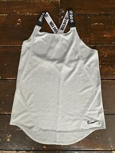 Nike Dri Fit Grey Too Age 10-12 Size Medium