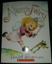 Alice the Fairy by David Shannon Paperback