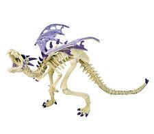 Dragons - Violet Skeleton Dragon PVC Figure PLASTOY