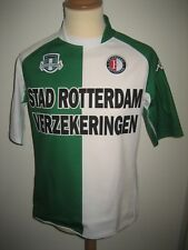 Feyenoord away Holland football shirt soccer jersey voetbal maillot size M