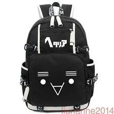 Anime Axis Powers Backpack Hetalia Schoolbag Laptop Bag Travelbag Otaku #C
