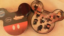 NEW DISNEY WIKKEEZ CHARACTERS IN SPECIAL EDITION TIN - MICKEY & MINI MOUSE ETC