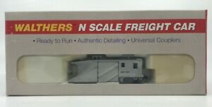 Walthers 932-8501 N Scale MW Russell Snow Plow NIB