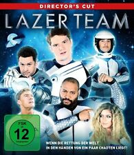 Blu-ray * LAZER TEAM ( DIRECTOR'S CUT) # NEU OVP &