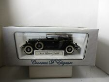 1/18 SCALE CONCOURS D ELEGANCE 1932 LINCOLN KB