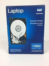 Western Digital WD Laptop Internal Hard Drive 500GB, 5400 RPM