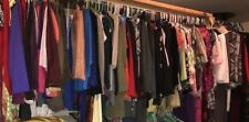 Women's Clothing Lot Size Medium blouses, pants, skirts, mixed Sz M