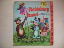 Golden Record HUCKLEBERRY HOUND & Yogi Bear 45rpm 1959
