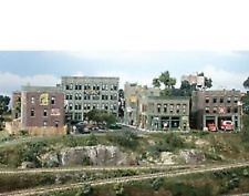 WOODLAND SCENICS HO SCALE RIVER PASS BUILDING KIT #3 (15 BUILDINGS) NIB #1487