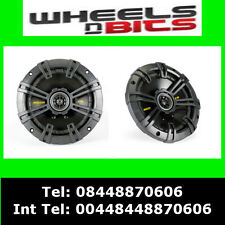 "Kicker CS4 2 Way 4"" 10cm 100mm 150Watt Car Speaker 50RMS rear shelf 40CS44"