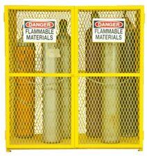 """60"""" Width Durham EGCVC18-50 Industrial 18 Cylinder Gas Storage Cabinet NEW !!"""