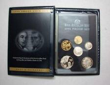 1998 RAM Proof 6 Coin Year Set Bass & Flinders - Bass Strait Discovery 1798