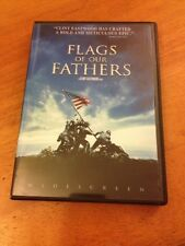 ☀️ Flags of Our Fathers DVD Widescreen Clint Eastwood MINT French Audio R1