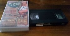 ROAD TRIP - UNSEEN & EXPLICIT - TOM GREEN, BRECKIN MEYER -  VHS VIDEO