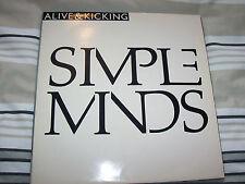 "Simple Minds - Alive & Kicking - 12"" Single"